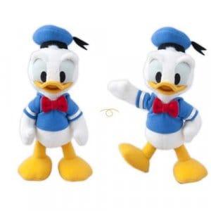 Donald Duck Posable Plush