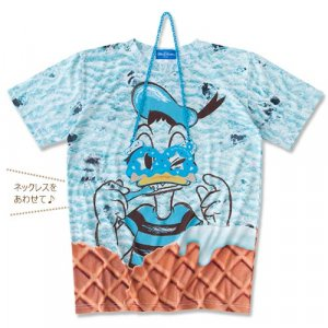 Donald T-shirt and Necklace