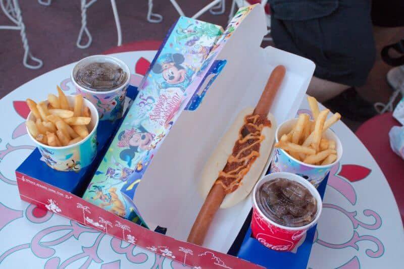 Long Sausage Tokyo Disneyland