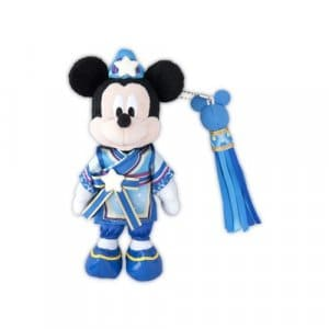 Mickey Plush Badge
