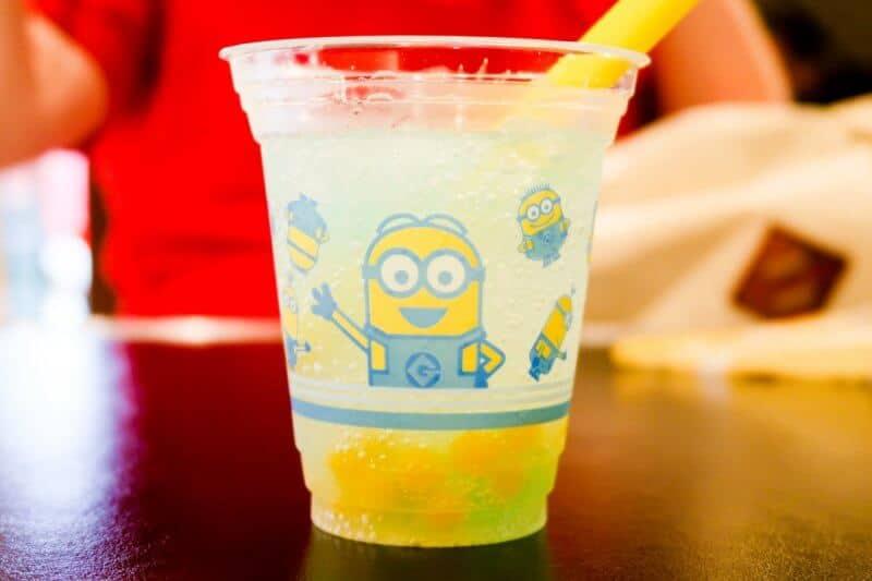Minion Splash Lemonade