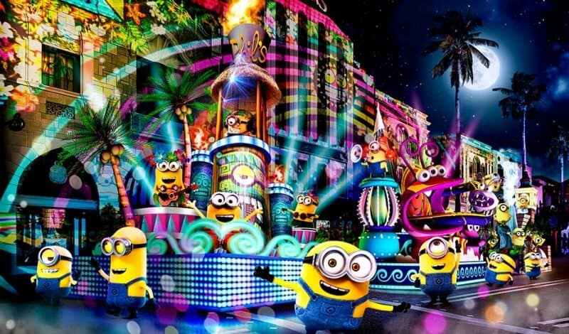 Minions Dance Party