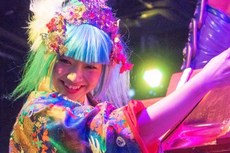 Robot Restaurant Dancer Kimono