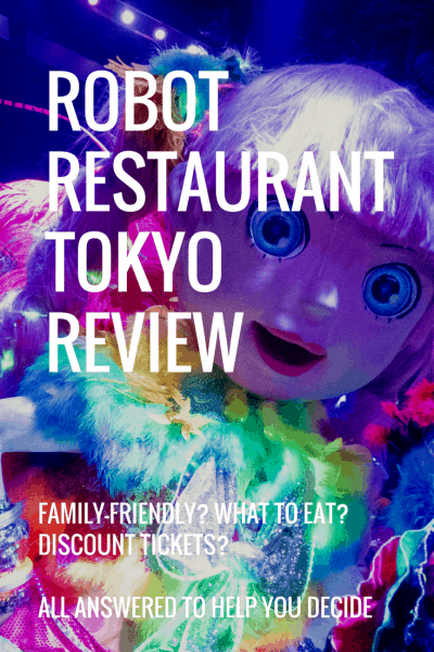 Robot Restaurant Review Pinterest Doll