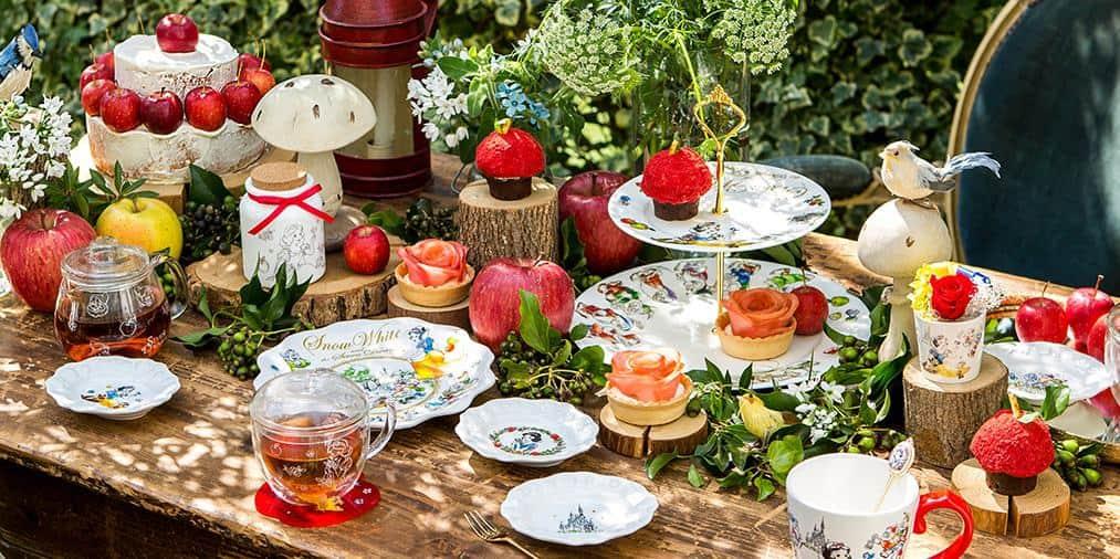 """Snow White """"Afternoon Tea"""" Kitchenware Merchandise"""