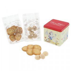 Snow White Assorted Cookies