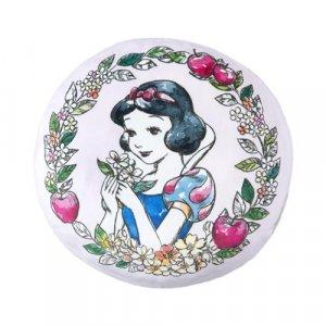 Snow White Cushion