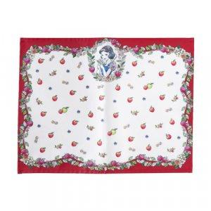 Snow White Place Mat