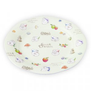 Snow White Plate
