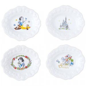 Snow White Plate Set