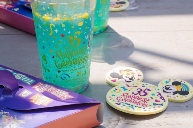 Sparkling Drink Tokyo Disneyland
