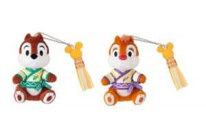 Tanabata Chip and Dale Badge