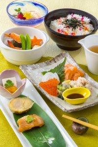 Tanabata Set Meal at Tokyo Disney Resort