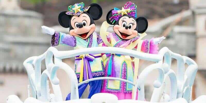 Tokyo Disney Resort Tanabata Days 2018 – Details