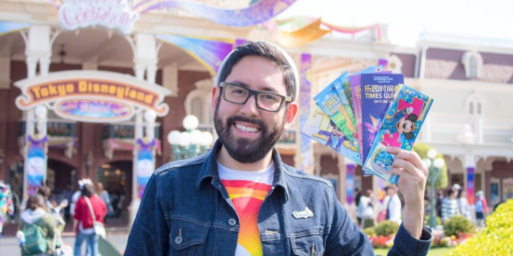 Celebrate the 35th Anniversary of Tokyo Disney Resort with Me!