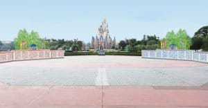 Tokyo Disneyland Wishing Place
