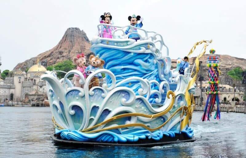Tokyo DisneySea Greeting