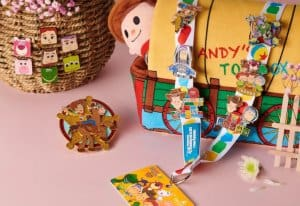 Toy Story Pins