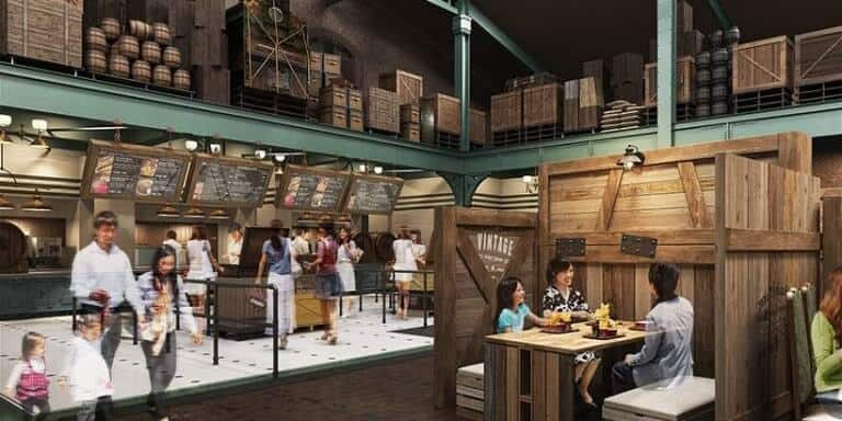 """Dockside Diner"" Coming to Tokyo DisneySea"
