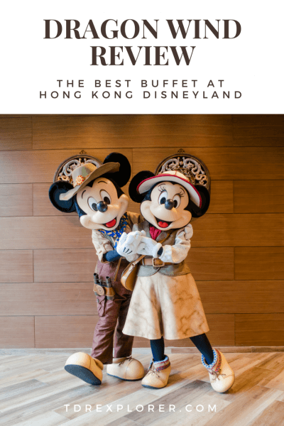 Dragon Wind Hong Kong Disneyland Review Pinterest