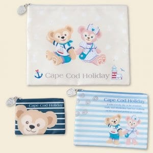 Duffy Pouch Set