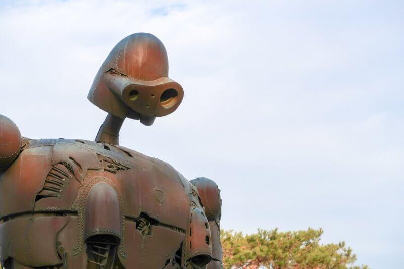 Ghibli Museum Mitaka Tokyo