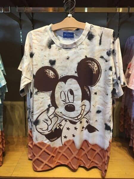 Mickey Ice Cream T-shirt