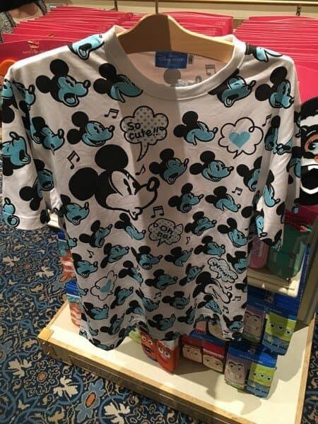 Mickey So Cute T-shirt