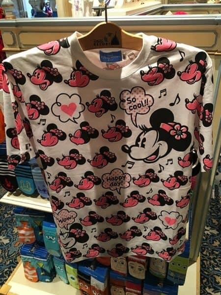 Minnie So Cool T-shirt