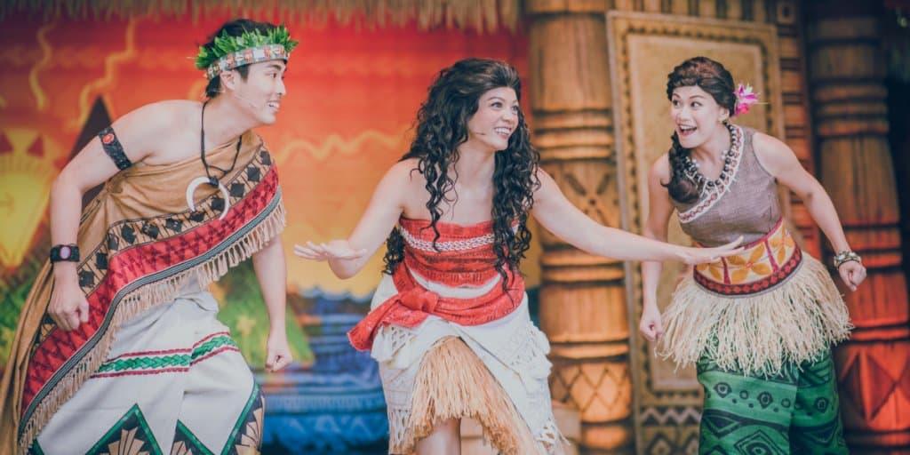 Moana: A Homecoming Celebration at Hong Kong Disneyland