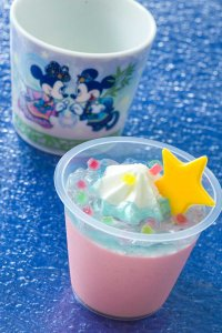 Strawberry Mouse with Souvenir Cup
