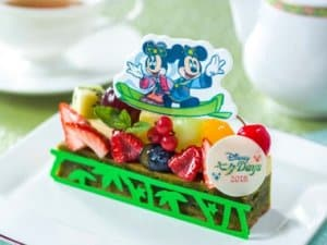 Fruit Tart Set