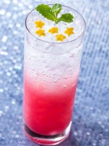 Cranberry Non-alcoholic Cocktail