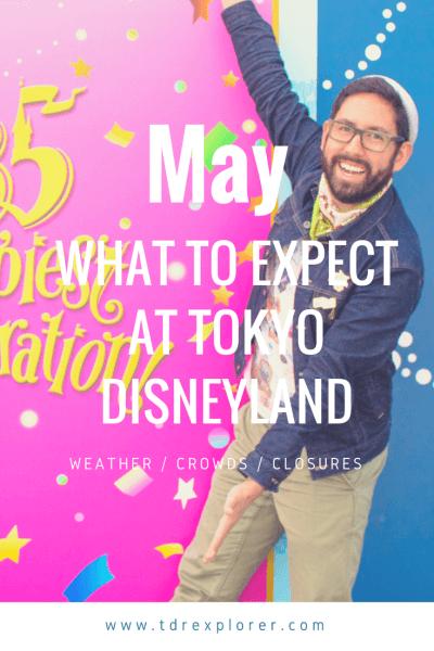 Tokyo Disneyland DisneySea May Pinterest