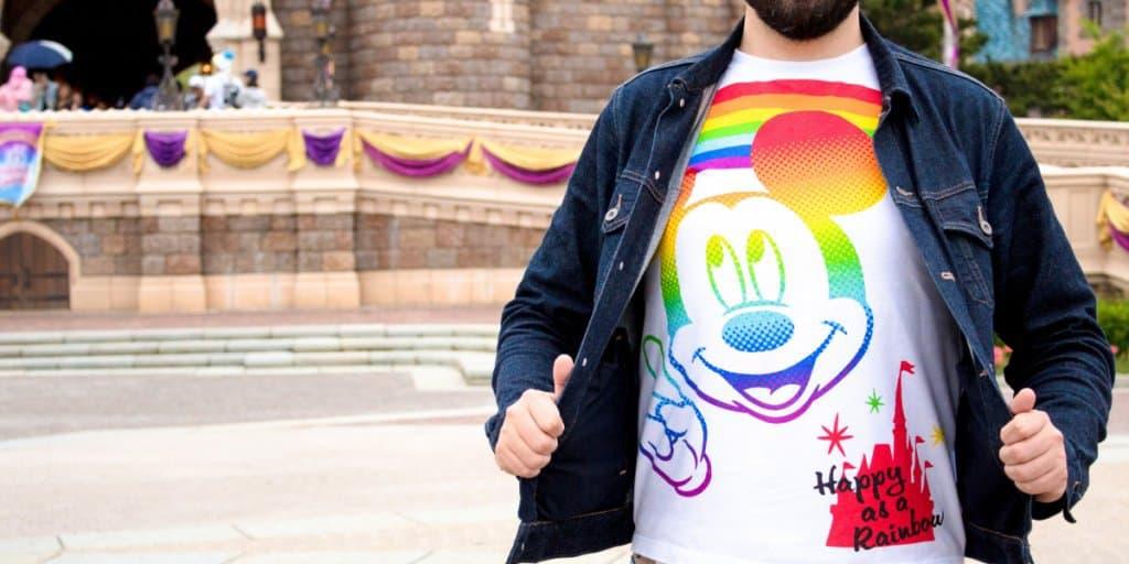 Tokyo Disney Resort T-Shirts – Spring 2018