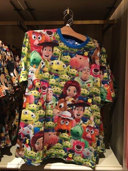Toy Story Plush T-shirt