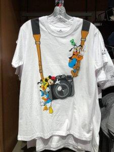 Camera Strap T-shirt