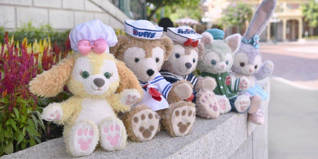 Meet Cookie, Duffy's New Friend Coming to Hong Kong Disneyland