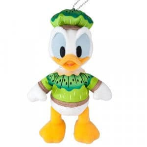 Donald Kiwi Plush Badge
