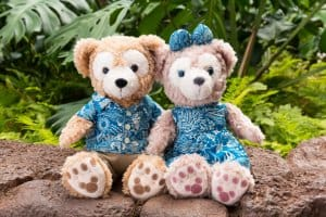 Duffy and ShellieMay ay Aulani