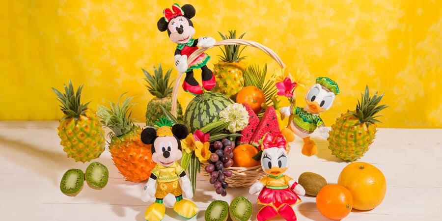 Tokyo Disney Resort Summer Merchandise 2018