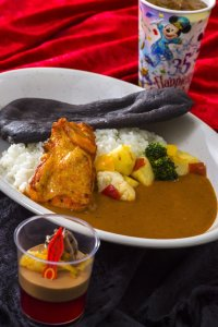 Halloween Curry