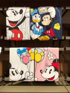Mickey and Friends T-shirts