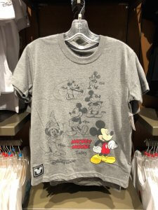 Mickey Animation T-shirt