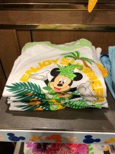 Mickey Enjoy Summer T-shirt