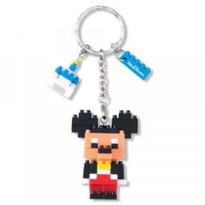 Mickey Keychain at Tokyo Disney Resort