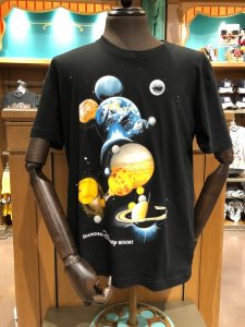 Mickey Planets T-shirt