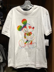 Mickey Tie Dye T-shirt