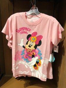 Minnie It's Summer Time T-shirt