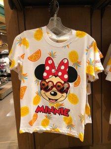 Minnie Summer Fruits T-shirt